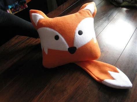 Best 25+ Fox Pillow Ideas On Pinterest