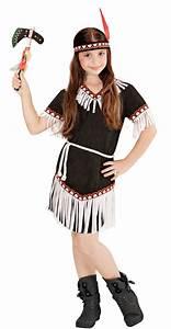 Indianer Kostüm Mädchen : indianer in kost m kinder m dchen kost m schwarz wei kinderkost m kost me ~ Frokenaadalensverden.com Haus und Dekorationen