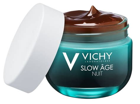 Vichy introduces Slow Age Night Cream & Mask   News ...