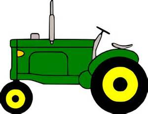John Deere Tractor SVG Files