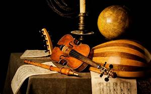 Music Instruments Wallpapers - 1680x1050 - 509328