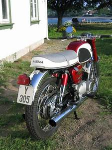 1966 Yamaha Ym1 Classic Motorcycle Pictures