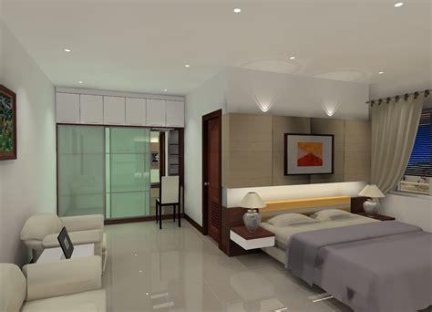 Desain Interior Kamar Tidur Utama Dengan Fungsi Yang Optimal