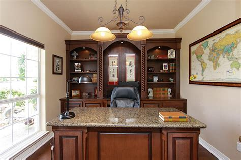 Natural Stone In Your Home Office   Modlich Stoneworks