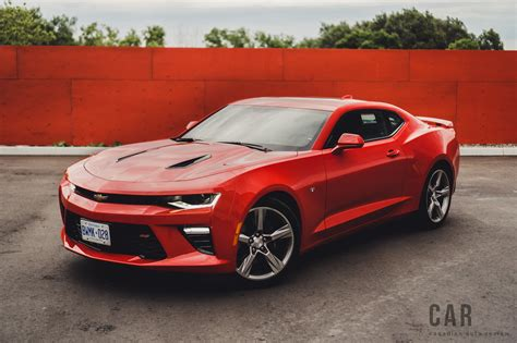 Review 2018 Chevrolet Camaro Ss Canadian Auto Review