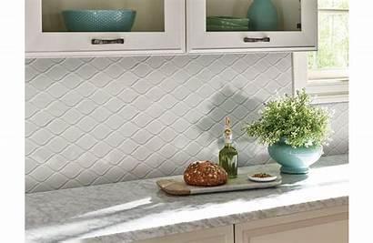 Tear Drop Mosaic Glossy Porcelain Granite