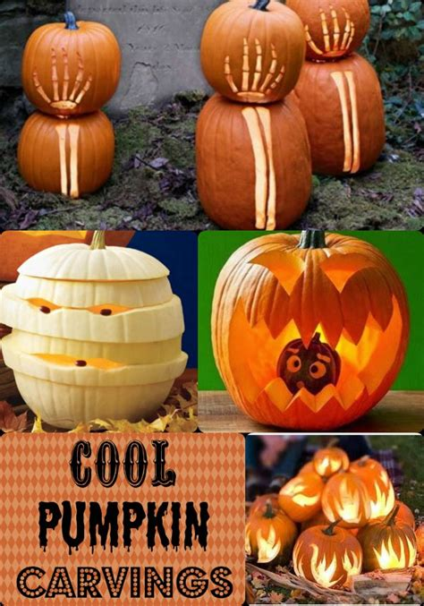 cool pumpkin ideas carving cool pumpkin carvings be the hit of halloween with these ideas