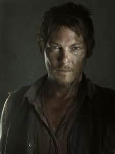 The Walking Dead Norman Reedus as Daryl Dixon Wallpaper