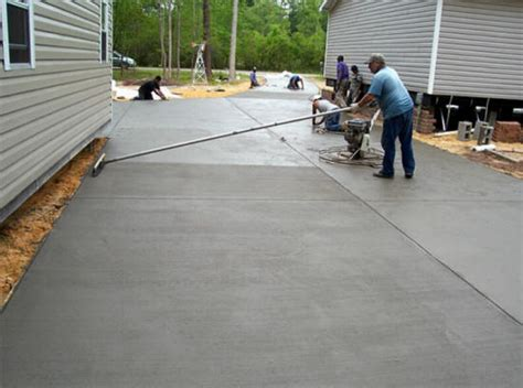 raleigh concrete sted stained seal replace pour