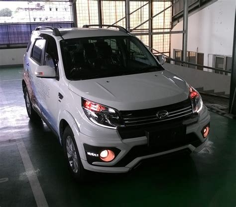 daihatsu new terios r adventure 2017 test dan harga youtube