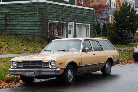 Wagon Cars :  1976 Plymouth Volare Station Wagon