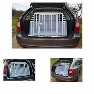 Cage Transport Chien Voiture : cage pour chiens dogbox pro large r hauss e caisses de transport sur mesure pour le voyage en ~ Medecine-chirurgie-esthetiques.com Avis de Voitures
