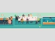 Google Goals Owen Davey Illustration