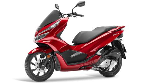 2018 Honda Pcx125 Revealed; Specifications, Features And
