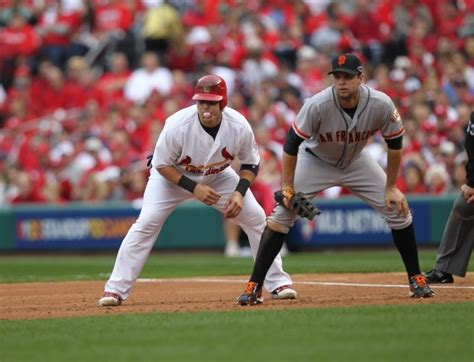 cardinals  giants  game    nlcs gallery