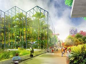 MVRDV: expo plant library proposal for city of almere ...