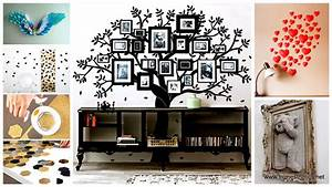 46 inventive diy wall art projects and ideas for the weekend With photo wall art