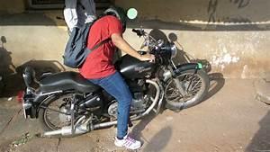Struggling To Kick Start The Bike