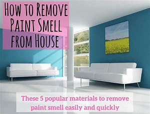 how to remove paint smell from house With how to remove bad smell from house