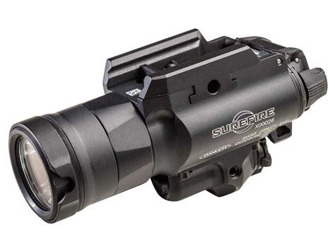surefire pistol light surefire x400uh weapon light with laser sight