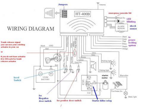 dei remote start wiring diagrams remote start battery