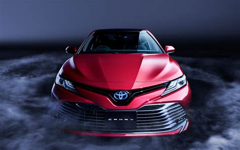 2018 Toyota Camry Hybrid 4k Wallpapers