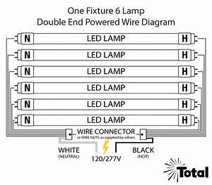4 Ways To Convert A Fluorescent Tubelight With 2 Ballasts