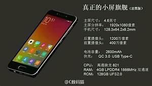 Kompakte Smartphones 2016 : leak k ndigt xiaomi mi s an computer bild ~ Jslefanu.com Haus und Dekorationen