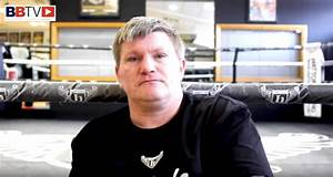 BBTV Exclusive: Ricky Hatton talks about his son Campbell ...