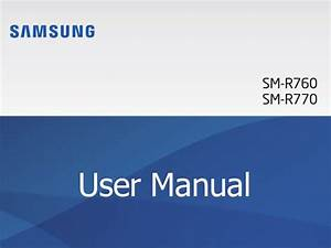 Samsung Gear S3 User Manual Now Available