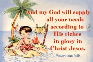free printable christian message cards and my god will supply all your needs free christian