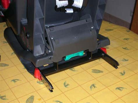 position siège bébé voiture sièges bébé système isofix installation critique