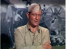 Nicholas Ray's Flying Leathernecks John Wayne Robert