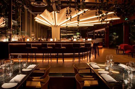 Bar Interior Design by Restaurant Bar Design Awards 2018 E Architect