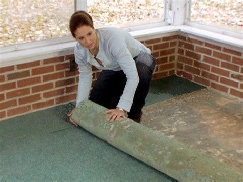How to Install a Heated Tile Floor   how tos   DIY