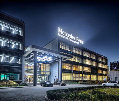 Auto Garage Stuttgart by Mercedes Advanced Design Center Of China Anyscale