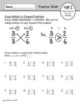 worksheet equivalent fractions  grade schematic