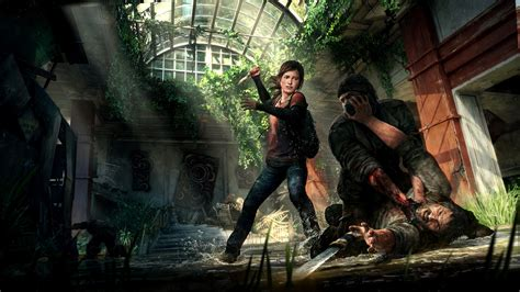 The Last Of Us Ps3 Game Wallpapers Hd Wallpapers Id 11668