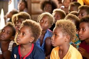 New Ireland Papua People
