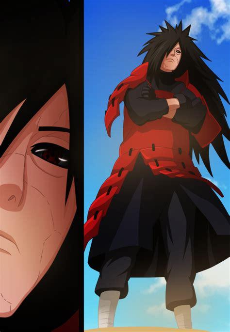 naruto anime wallpapers uchiha madara