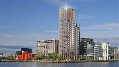 Capital Dock Dublin Project Lafferty Architects Update