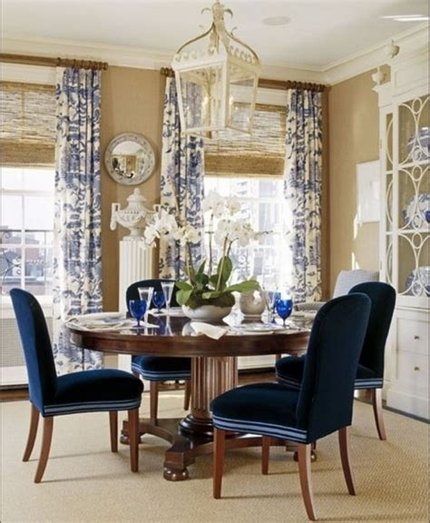 blue dining room ideas dining room wonderful navy blue and white dining chairs