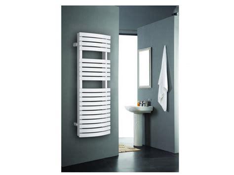 radiateur s 232 che serviette mixte acalmo ii 233 lectrique et eau chaude en acier blanc gris ou