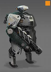 142 best Robot Soldier Tech Design images on Pinterest ...