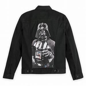 Darth Vader Denim Jacket For Men By Levi 39 S Star Wars