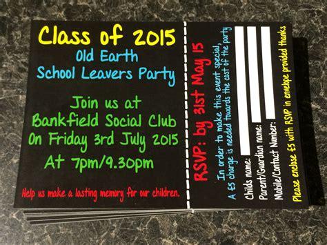 A6 Postcards School leavers Leaving party Postcards online