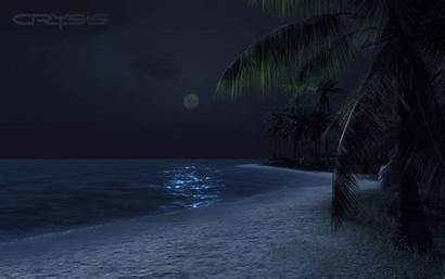 Moon Cool Wallpapers Backgrounds Night Background Nighttime