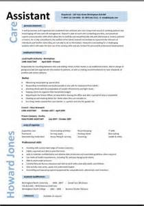 personal care aide resume personal care assistant resume resume format