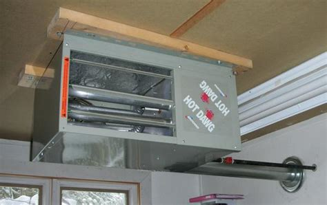Ceiling Hung Heaters by Best Woodworking Shop Heater Woodworking Tool Storage Cabinet
