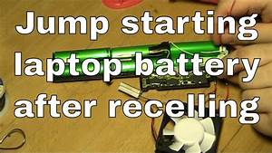 How To Restart Recelled Laptop Battery